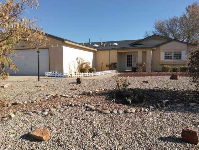 4408 Denise Drive NE, Rio Rancho, NM 87124 (MLS #957760) :: The Bigelow Team / Red Fox Realty