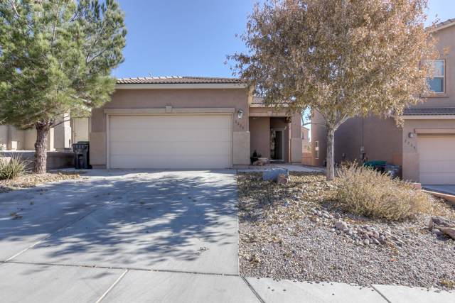 2225 Delfinio Drive SE, Rio Rancho, NM 87124 (MLS #957761) :: The Bigelow Team / Red Fox Realty