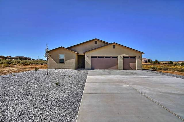 6305 Nacelle Road NE, Rio Rancho, NM 87144 (MLS #957765) :: The Bigelow Team / Red Fox Realty