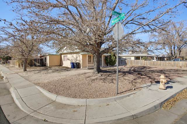 601 Dallas Street NE, Albuquerque, NM 87108 (MLS #957779) :: Campbell & Campbell Real Estate Services