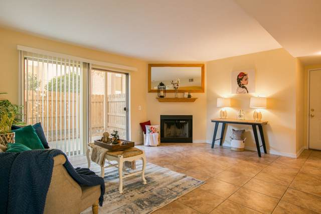 3829 Montgomery Boulevard NE #302, Albuquerque, NM 87109 (MLS #957784) :: Campbell & Campbell Real Estate Services