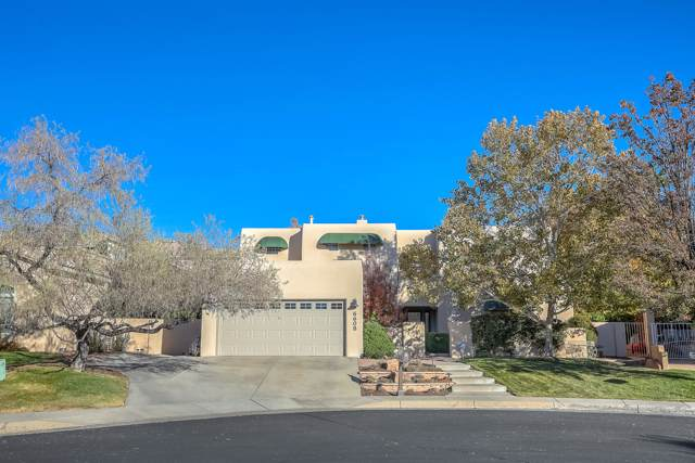6608 Briarcliff NE, Albuquerque, NM 87111 (MLS #957785) :: Campbell & Campbell Real Estate Services