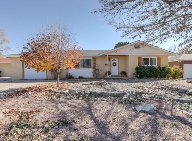 3604 Dakota Street NE, Albuquerque, NM 87110 (MLS #957799) :: The Bigelow Team / Red Fox Realty