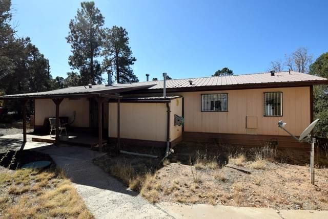 68 Big Dipper Road, Tijeras, NM 87059 (MLS #957802) :: Campbell & Campbell Real Estate Services