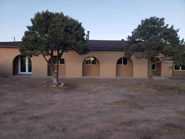 99 B 472 Road, Edgewood, NM 87015 (MLS #957804) :: Campbell & Campbell Real Estate Services