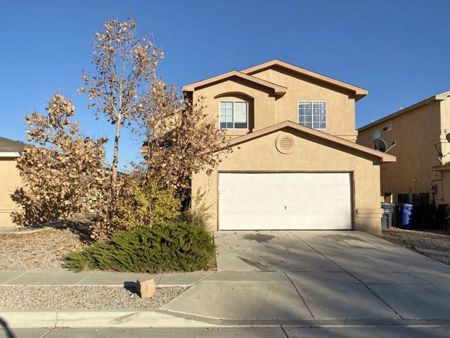 512 90th Street SW, Albuquerque, NM 87121 (MLS #957814) :: The Bigelow Team / Red Fox Realty