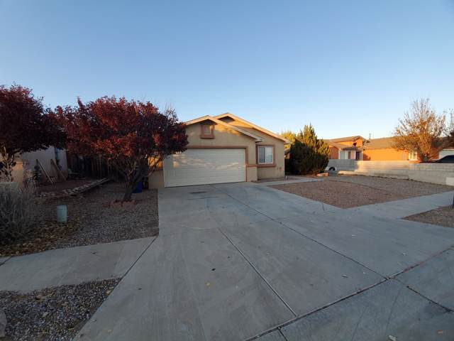 7701 Windsong Place SW, Albuquerque, NM 87121 (MLS #957816) :: The Bigelow Team / Red Fox Realty