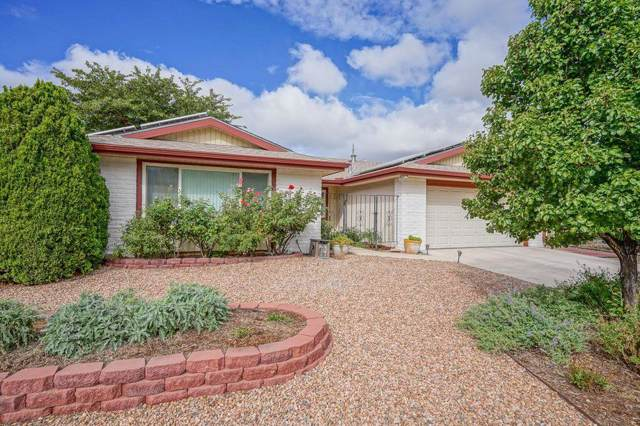 12533 Iroquois Place NE, Albuquerque, NM 87112 (MLS #957826) :: Campbell & Campbell Real Estate Services