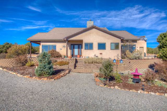 35 Chaco Loop, Sandia Park, NM 87047 (MLS #957840) :: Campbell & Campbell Real Estate Services