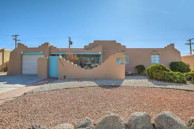 8120 Aspen Avenue NE, Albuquerque, NM 87110 (MLS #957848) :: Campbell & Campbell Real Estate Services
