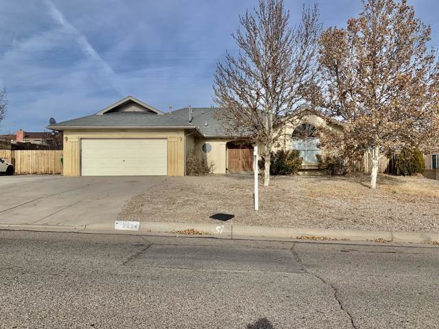 2234 Lema Road SE, Rio Rancho, NM 87124 (MLS #957858) :: Campbell & Campbell Real Estate Services
