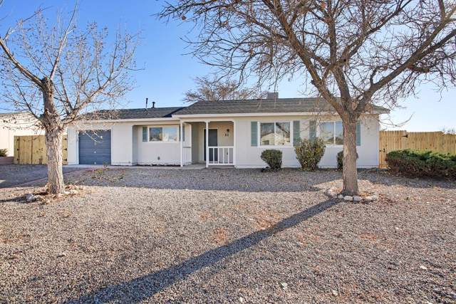 21 Sommerset Drive SE, Rio Rancho, NM 87124 (MLS #957885) :: Campbell & Campbell Real Estate Services
