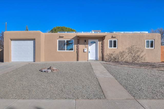 3300 Cardenas Drive NE, Albuquerque, NM 87110 (MLS #957895) :: Campbell & Campbell Real Estate Services