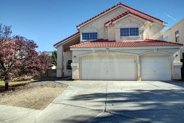 8908 Henriette Wyeth Drive NE, Albuquerque, NM 87122 (MLS #957898) :: Campbell & Campbell Real Estate Services