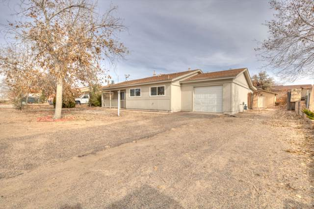 622 Chippewa Court SW, Rio Rancho, NM 87124 (MLS #957903) :: Campbell & Campbell Real Estate Services