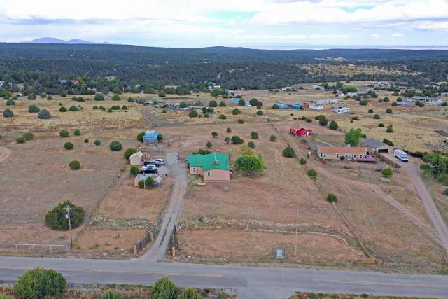 55 Holli Loop, Edgewood, NM 87015 (MLS #957913) :: Campbell & Campbell Real Estate Services