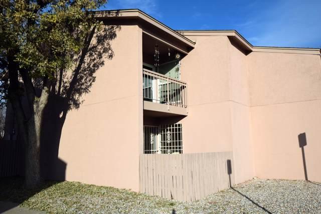 4601 Carlisle Boulevard NE C1, Albuquerque, NM 87109 (MLS #957927) :: Campbell & Campbell Real Estate Services