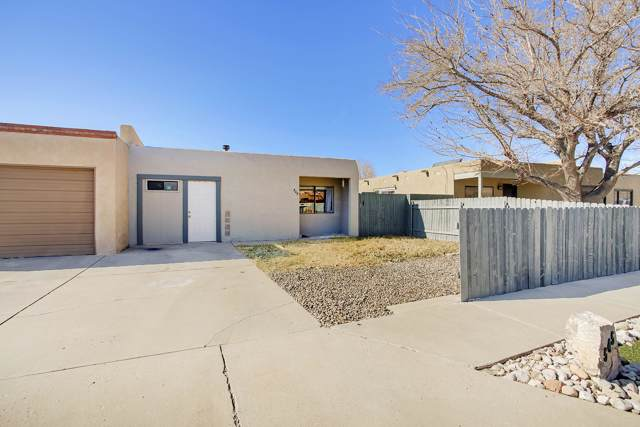545 Nathan Street SE, Albuquerque, NM 87123 (MLS #957932) :: Campbell & Campbell Real Estate Services