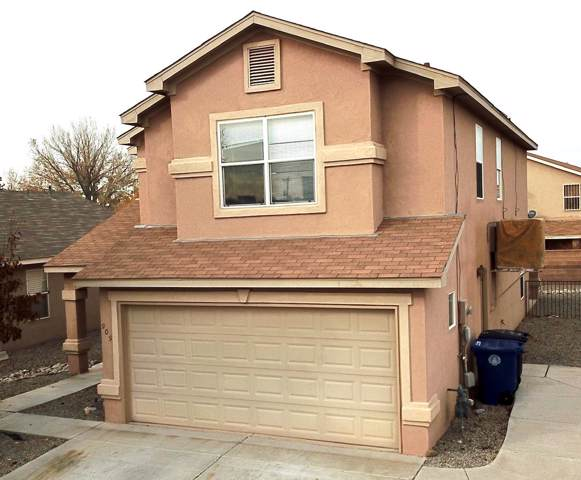 909 Telstar Loop NW, Albuquerque, NM 87120 (MLS #957934) :: Campbell & Campbell Real Estate Services