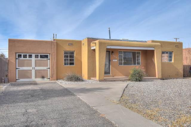 505 Georgia Street SE, Albuquerque, NM 87108 (MLS #957936) :: Campbell & Campbell Real Estate Services