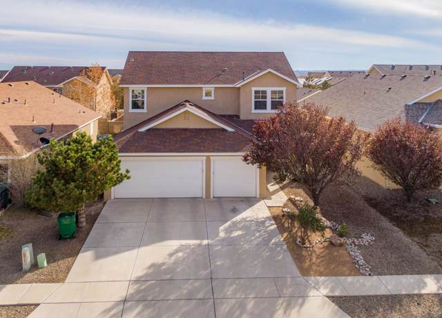 2106 Coba Road SE, Rio Rancho, NM 87124 (MLS #957940) :: Campbell & Campbell Real Estate Services