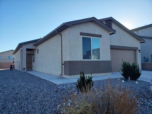 201 Landing Trail NE, Rio Rancho, NM 87124 (MLS #957945) :: Campbell & Campbell Real Estate Services