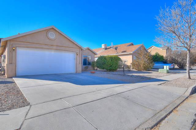 5820 Night Shadow Avenue NW, Albuquerque, NM 87114 (MLS #957948) :: Campbell & Campbell Real Estate Services