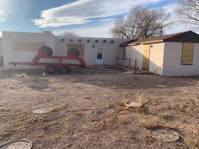 511 Moon Street SE, Albuquerque, NM 87123 (MLS #957949) :: Campbell & Campbell Real Estate Services