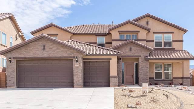 120 Los Miradores Drive NE, Rio Rancho, NM 87124 (MLS #957960) :: The Bigelow Team / Red Fox Realty