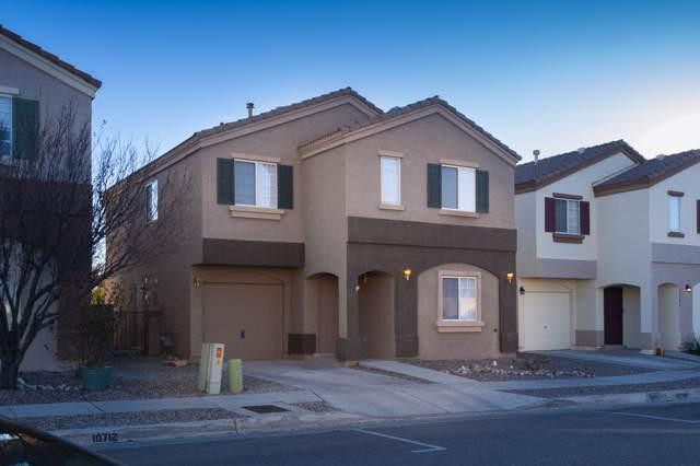 10708 Habanero Way SE, Albuquerque, NM 87123 (MLS #957962) :: Campbell & Campbell Real Estate Services