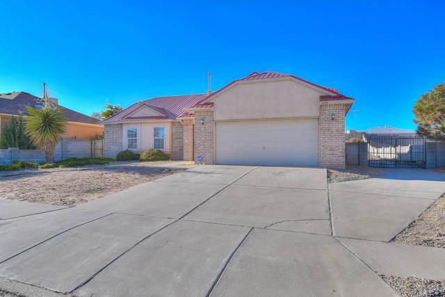 4733 Trenton Hills Drive NE, Rio Rancho, NM 87144 (MLS #957969) :: Campbell & Campbell Real Estate Services