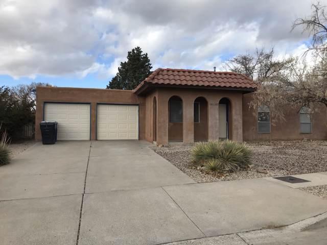 10501 Delicado Place NE, Albuquerque, NM 87111 (MLS #957970) :: Campbell & Campbell Real Estate Services