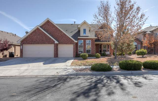 2532 Corte Palos SE, Rio Rancho, NM 87124 (MLS #957973) :: The Bigelow Team / Red Fox Realty