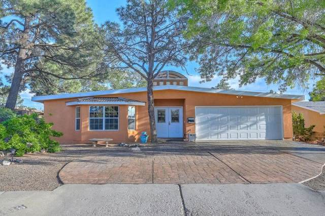 4616 Hannett Avenue NE, Albuquerque, NM 87110 (MLS #957994) :: Sandi Pressley Team