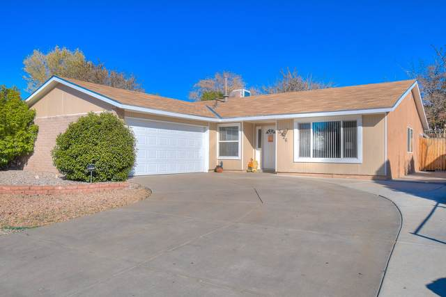 3826 Espejo Street NE, Albuquerque, NM 87111 (MLS #958021) :: Campbell & Campbell Real Estate Services
