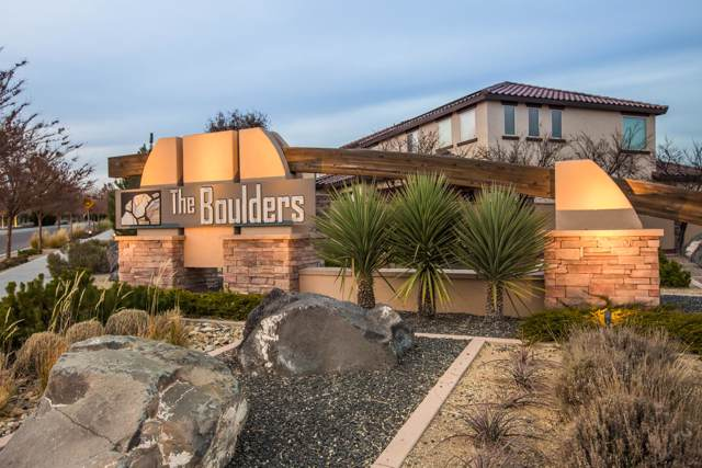 5709 Stone Peak Road NW, Albuquerque, NM 87114 (MLS #958022) :: Campbell & Campbell Real Estate Services