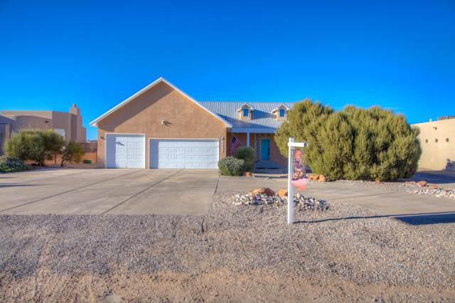6637 Nagoya Road NE, Rio Rancho, NM 87144 (MLS #958036) :: Campbell & Campbell Real Estate Services