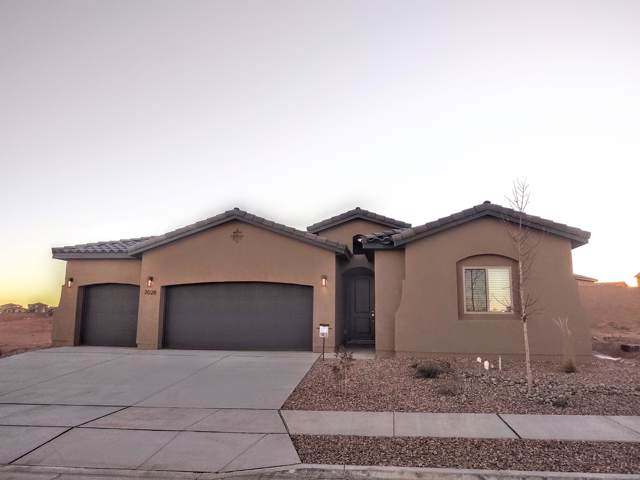 7028 Cleary Loop, Rio Rancho, NM 87144 (MLS #958042) :: Campbell & Campbell Real Estate Services