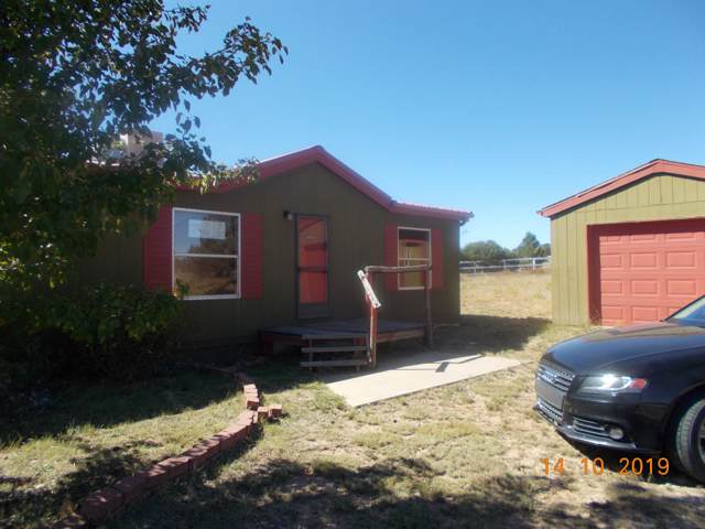 124 Cedar Lane Drive, Moriarty, NM 87035 (MLS #958049) :: Campbell & Campbell Real Estate Services