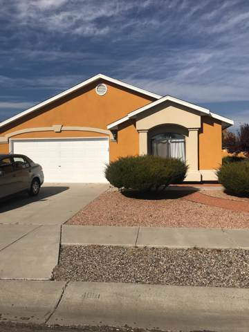 4001 Diablo Trail NW, Albuquerque, NM 87114 (MLS #958053) :: Campbell & Campbell Real Estate Services