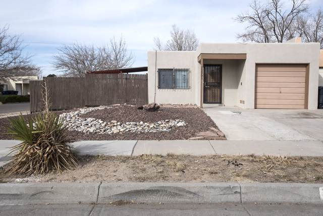12901 Carrie Place SE, Albuquerque, NM 87123 (MLS #958064) :: Campbell & Campbell Real Estate Services