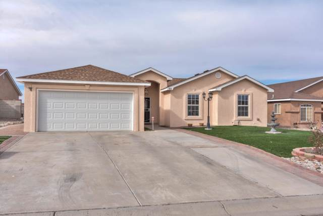 5 Acts Place, Los Lunas, NM 87031 (MLS #958073) :: Campbell & Campbell Real Estate Services