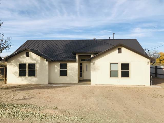 602C Lawrence Drive, Belen, NM 87002 (MLS #958082) :: Campbell & Campbell Real Estate Services