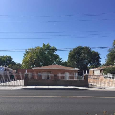 577 Atrisco Drive SW, Albuquerque, NM 87105 (MLS #958085) :: Campbell & Campbell Real Estate Services