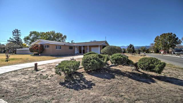 612 Valley Drive Drive, Espanola, NM 87532 (MLS #958109) :: Campbell & Campbell Real Estate Services