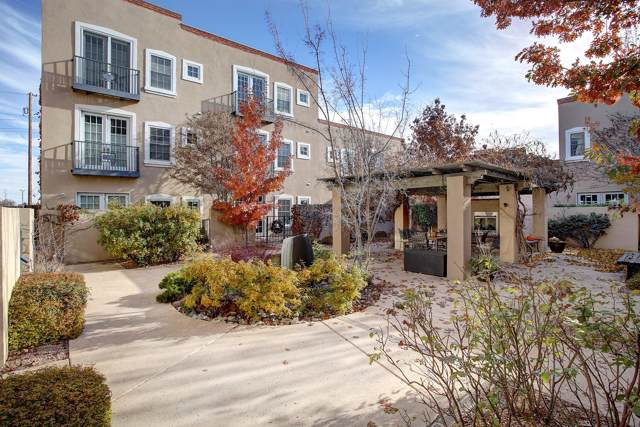 1900 Central Avenue SW #102, Albuquerque, NM 87104 (MLS #958111) :: Campbell & Campbell Real Estate Services