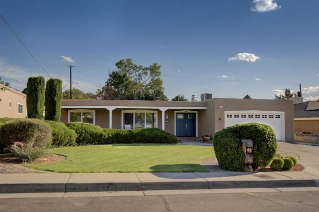 8912 Delamar Avenue NE, Albuquerque, NM 87111 (MLS #958125) :: Campbell & Campbell Real Estate Services