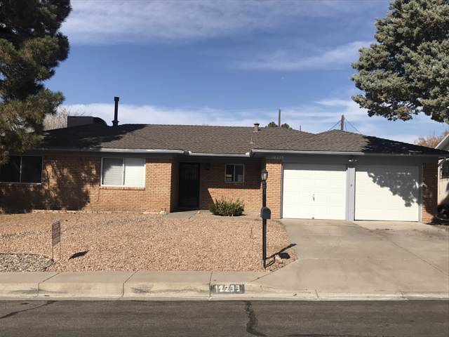 12233 Victoria Falls Drive NE, Albuquerque, NM 87111 (MLS #958142) :: Campbell & Campbell Real Estate Services