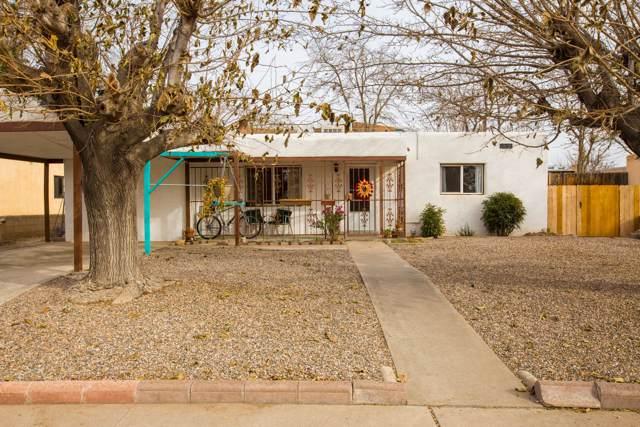 1324 Boatright Drive NE, Albuquerque, NM 87112 (MLS #958158) :: Campbell & Campbell Real Estate Services