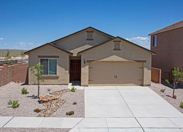 3625 Rancher Loop NE, Rio Rancho, NM 87124 (MLS #958185) :: Campbell & Campbell Real Estate Services